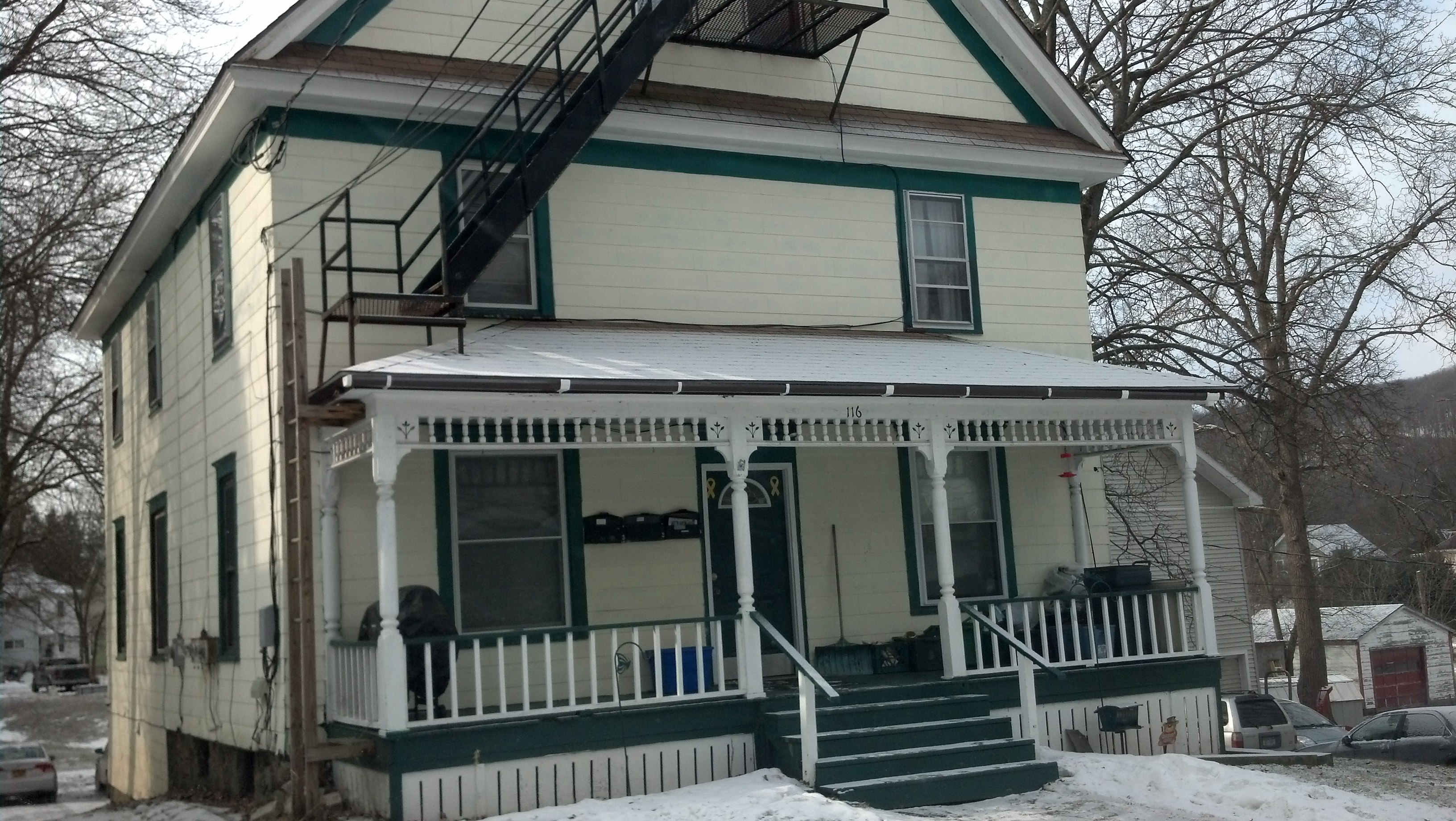 SOLD in 2014: 116 Lincoln Avenue