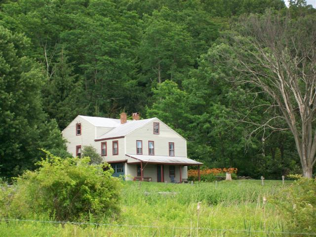 SOLD in 2011: 2167 Slaterville Road