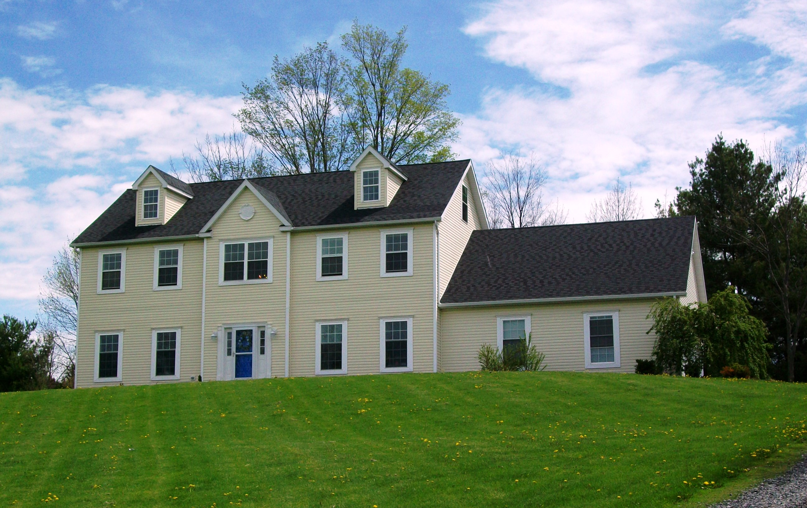 SOLD in 2014: 2745 N Triphammer Lansing NY