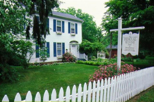 Sold in 2011: Federal House B&B
